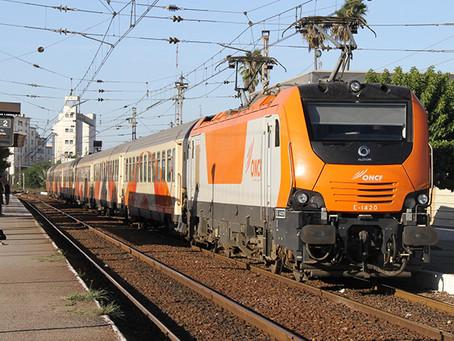 Por 130 milhões de euros, Alstom vai entregar 30 locomotivas a Marrocos