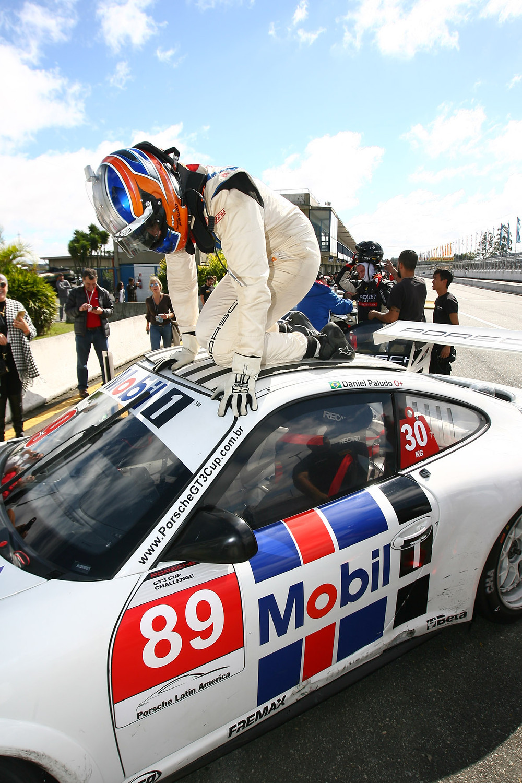 Daniel Paludo - Vencedor da Porsche GT3 Cup Challenge