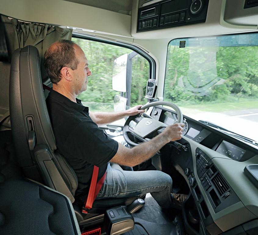 Volvo lança sexta geração da caixa I-Shift, com maior inteligência e mais economia de diesel