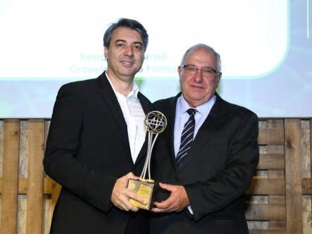 Instituto Renault é premiado no XIII Prêmio AEA de Meio Ambiente