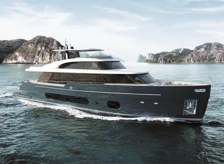 Náutica: Azimut Yachts lança tecnologia para higienizar o ar a bordo dos seus iates