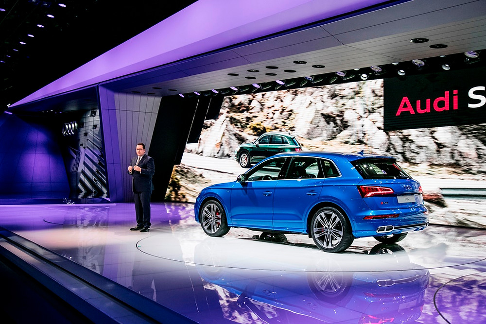 Audi apresentou no Salão Internacional de Genebra seus próximos esportivos