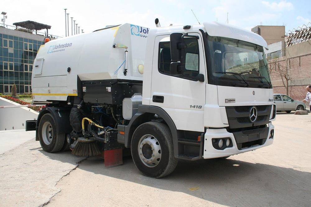 Mercedes-Benz do Brasil exporta 58 caminhões Atego e Accelo para o Egito