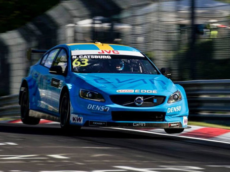 WTCC: Domínio da Volvo em Nürburgring