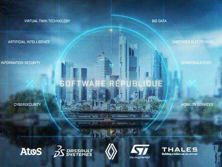 """""""Software République"""", um novo ecossistema para promover a mobilidade inteligente e sustentável"""