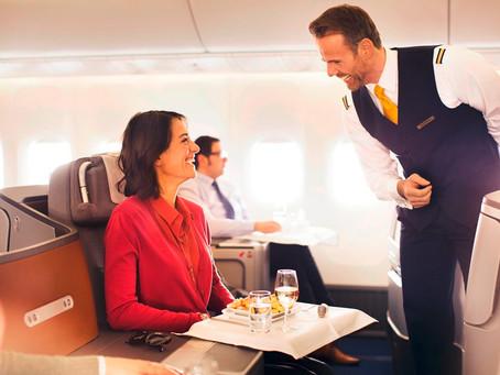 Lufthansa e SWISS vão oferecer stopover gratuito