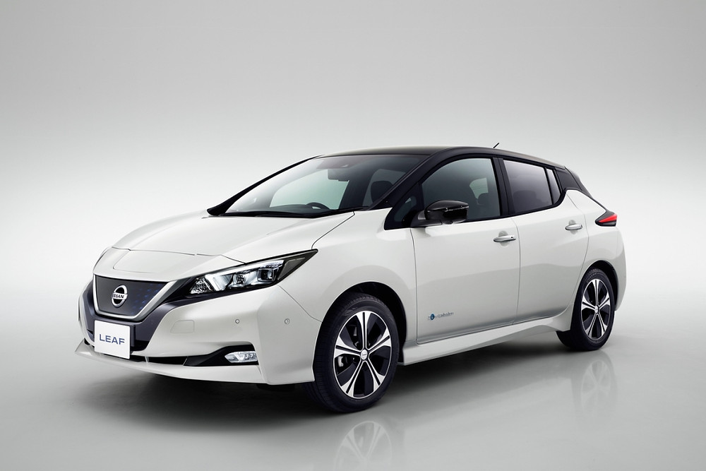 Nissan confirma o elétrico LEAF nos mercados da América Latina
