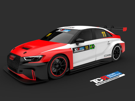 Nonô Figueiredo confirma participação do Audi RS3 LMS no TCR South America 2021