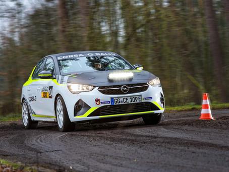 Opel vai ter primeiro campeonato de ralis com modelo Corsa elétrico