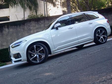 Avaliação: Volvo XC90 R-Design - Hibrido, esportivo e luxuoso, assim é o fantástico SUV sueco