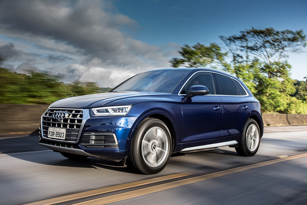 Audi Q5 Security, nova versão blindada de fábrica custa R$ 370.990 no Brasil