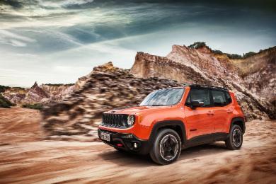 Jeep Renegade é o carro 0 km mais procurado em site de classificados