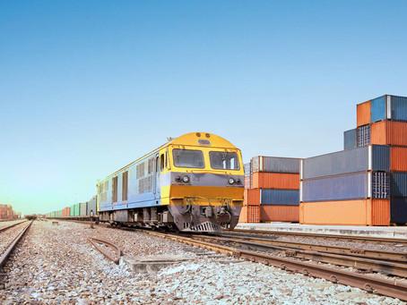 Ferrovia: Dachser lança sua operação ferroviária entre China e Europa