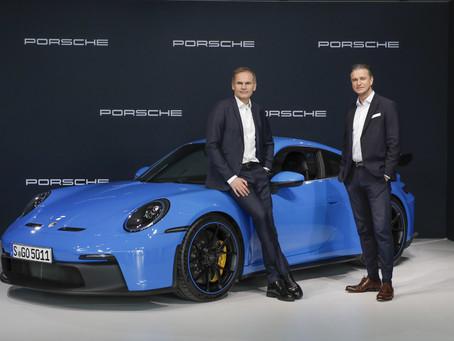 Com números sólidos em 2020, para a Porsche não tem crise