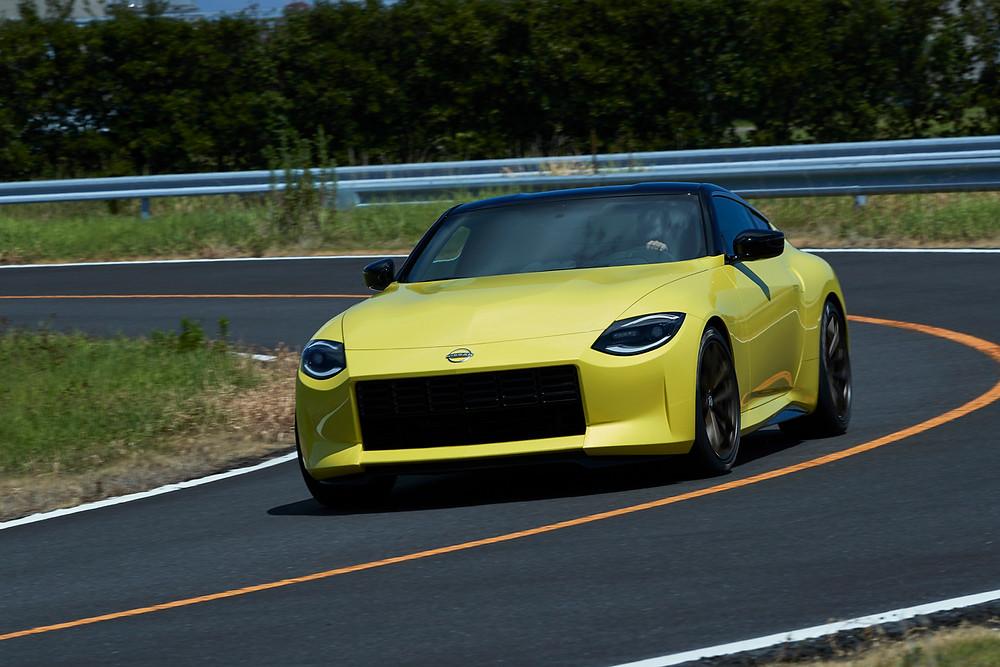 Herdeiro de um passado glorioso, Nissan Z Proto olha para o futuro