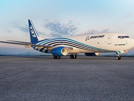 Boeing certifica empresa da Costa Rica para transformar suas aeronaves 737-800BCF