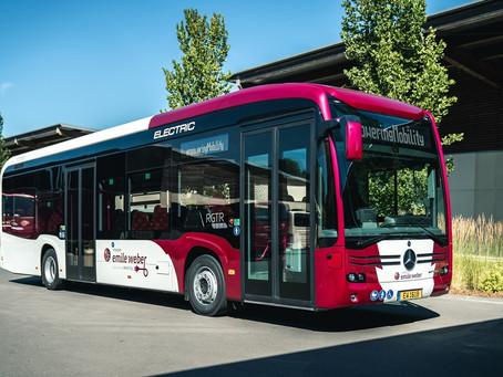 Mercedes-Benz inicia a exportação do ônibus elétrico eCitaro e países nórdicos são os principais des