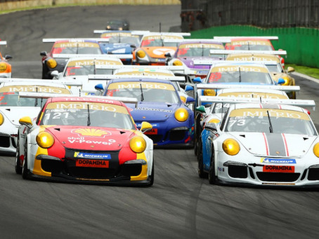Porsche Cup: Coletta e Werner vencem na 4.0 em Interlagos, com Felipe Baptista e Iorio triunfando na