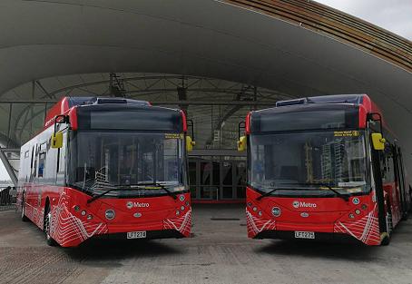 Expressas: Nos EUA, BYD quer transformar ônibus a combustão interna em veículos elétricos