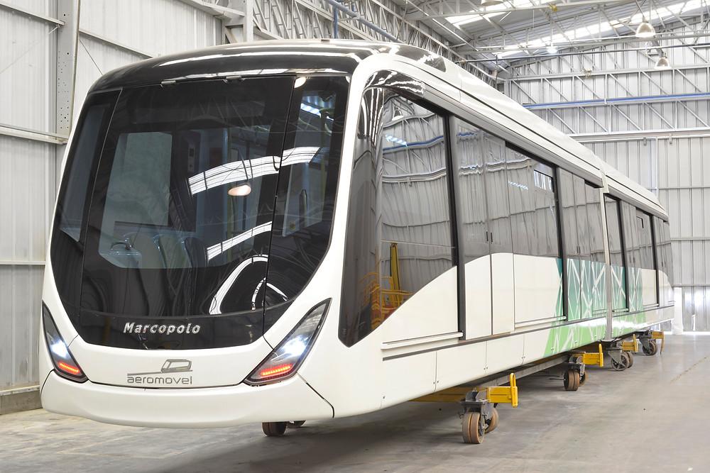 Ferrovia: Marcopolo lança divisão focada no transporte metroferroviário