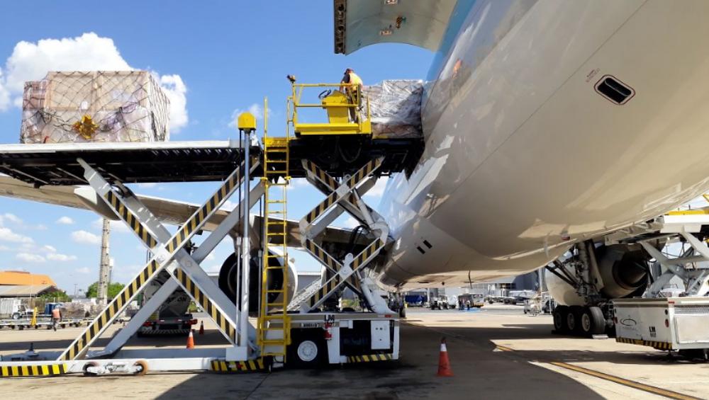 Orbital/WFS fecha contrato com a Latam para atendimento em Guarulhos e Galeão