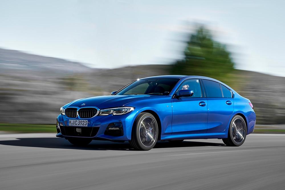 Fábrica de Araquari da BMW inicia a produção da sétima geração do Série 3