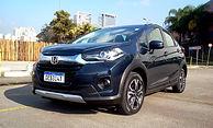 Honda WR-V EXL  Para quem quer mais versatilidade que no FIT e não abdica do DNA da marca