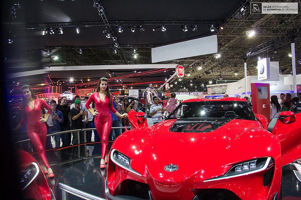 Organização apresenta expectativas para o Salão do Automóvel