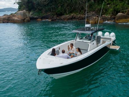 Náutica: Fishing Raptor exporta lancha para Austrália e vê mercado interno aquecido