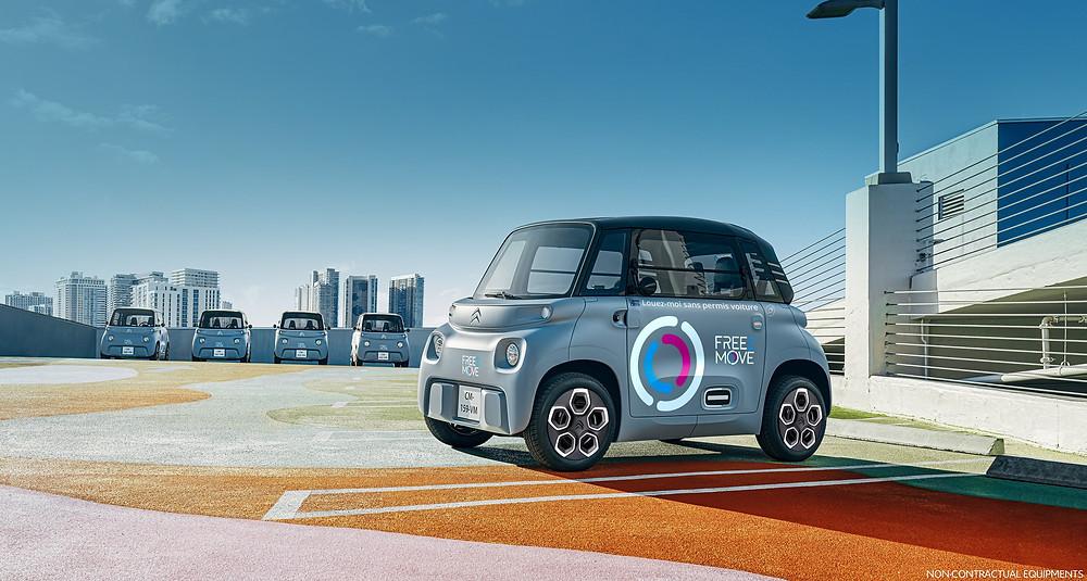 Marca do grupo PSA, Free2Move lança sistema de assinatura de veículos