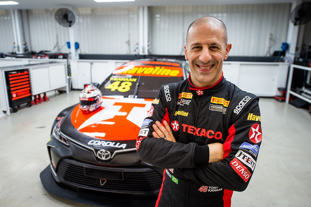 Stock Car: Texaco Racing anuncia Tony Kanaan na temporada 2021