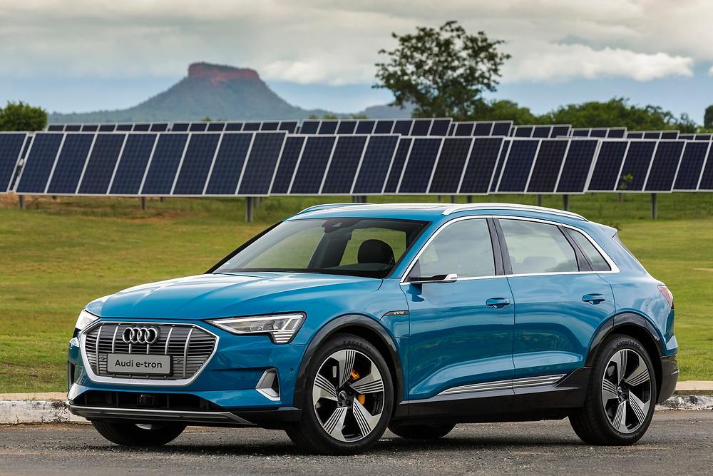 Audi firma compromisso global de reduzir pegada de carbono em 30% até 2025