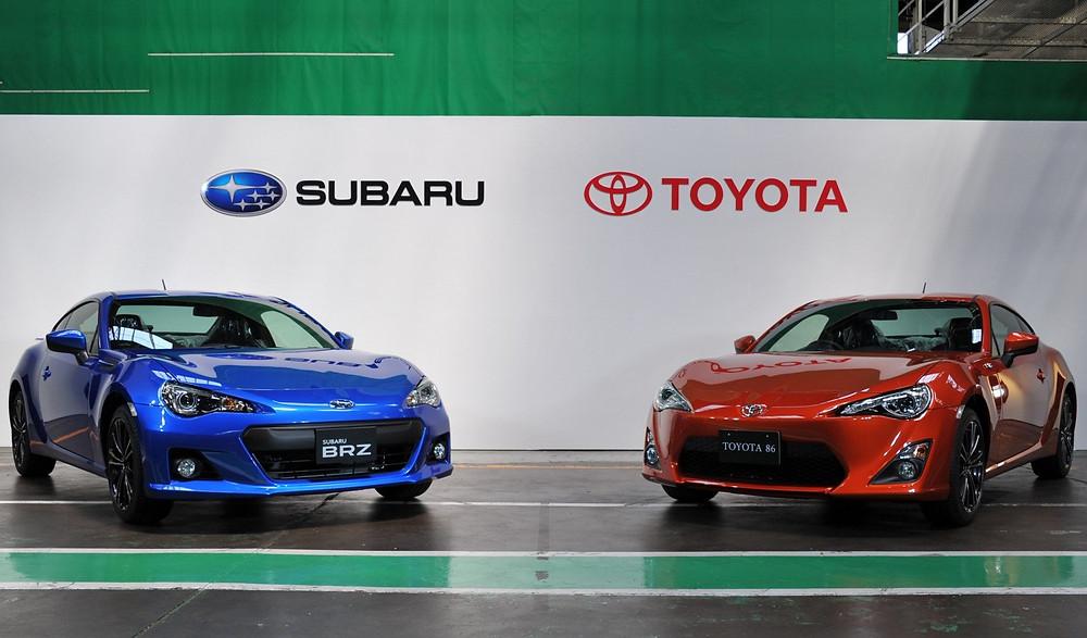 Toyota e Subaru desenvolverão plataforma para SUV elétrico