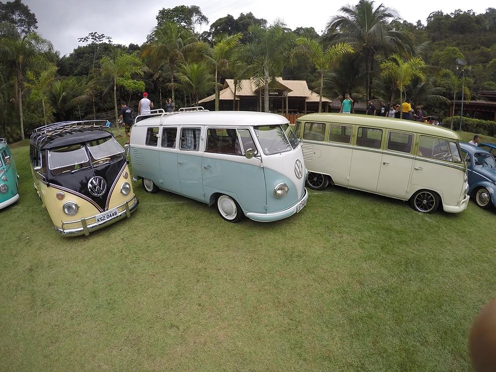 IV Encontro Anual Duke's Air Cooled RJ terá mil carros antigos preservados da linha Volkswagen
