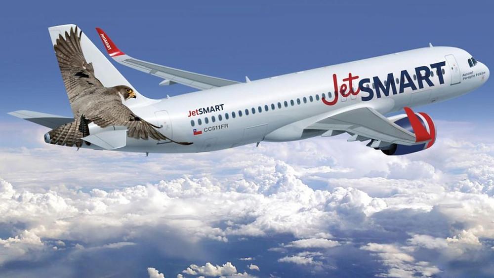 ANAC autoriza a low cost JetSmart para operações no país