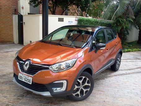 Avaliação: Renault Captur Intense 1.6 com câmbio CVT, o equilíbrio que faltava ao SUV francês.