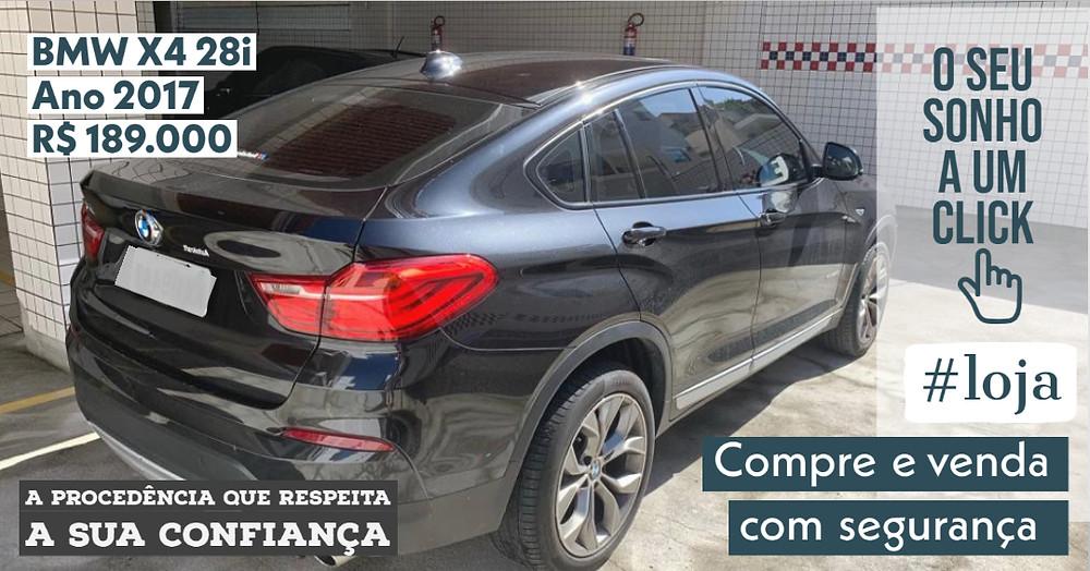 A #LOJA PUBLIRACING - BMW X4 28i