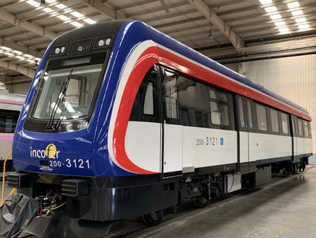 Primeiras oito composições diesel da chinesa CRRC entram em operação na Costa Rica