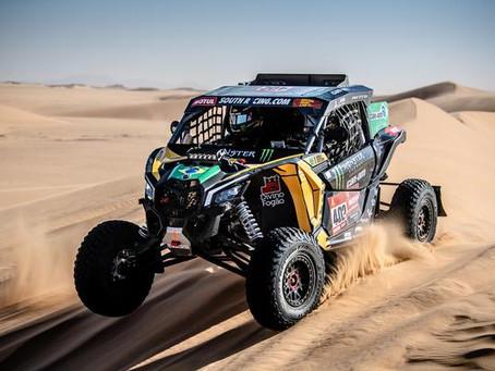Dakar reúne equipes e pilotos de 49 países, alguns em conflito