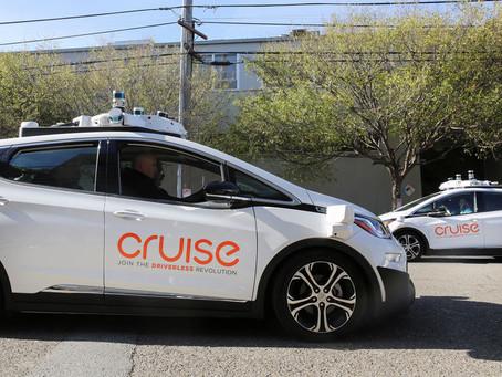 Expressas: GM autorizada a testar carro autônomo sem motorista em São Francisco