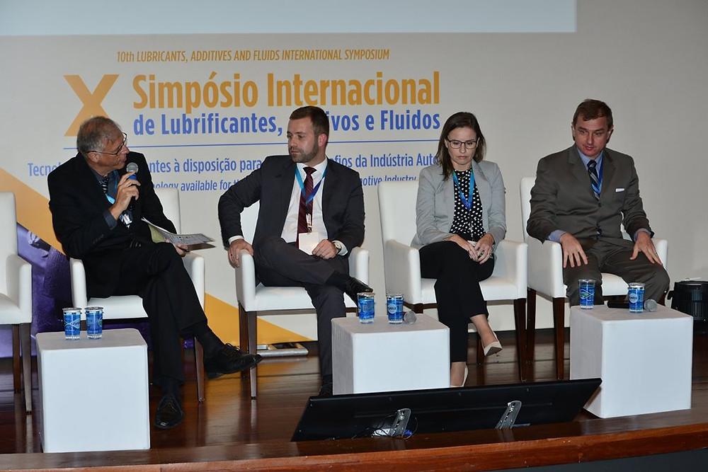 X Simpósio Internacional de Lubrificantes, Aditivos e Fluidos, da AEA, debate desafios do setor