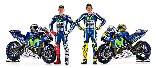 Abarth confirma mais um ano apoiando a equipe Movistar Yamaha de MOTO GP