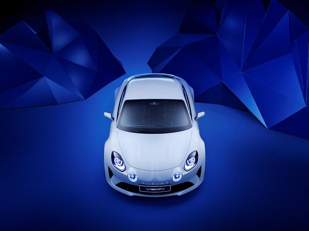 Alpine prepara ao longo de 2016 o lançamento do seu novo esportivo