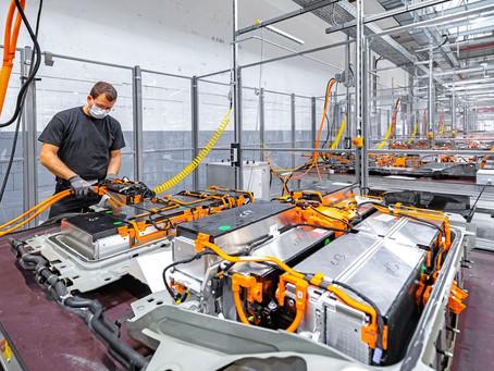 Opel moderniza Centro de Baterias de Rüsselsheim