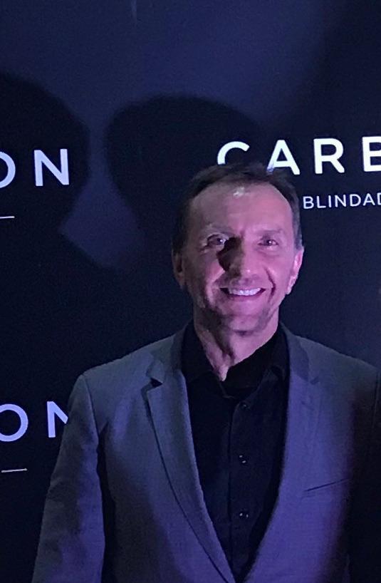 Daniel Deleu Filho - Diretor Comercial da Carbon Blindados