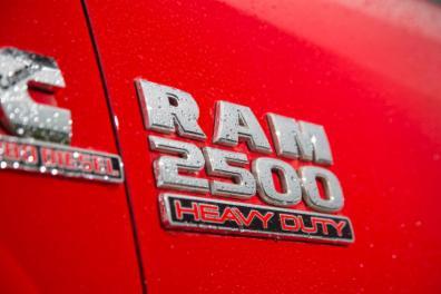 Linha 2016 da RAM 2500