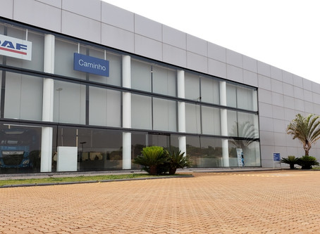 Concessionária DAF inicia atividades em Ribeirão Preto