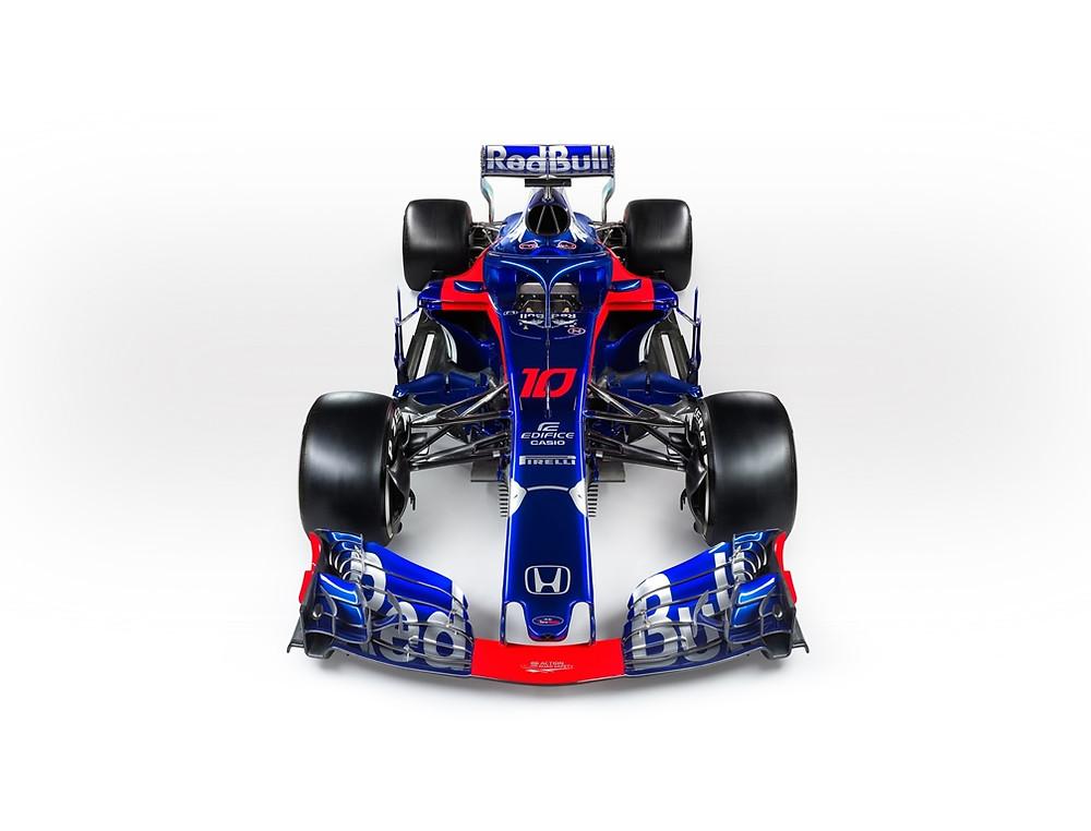 Honda com expectativas renovadas na parceria com a Toro Rosso e seus dois jovens pilotos