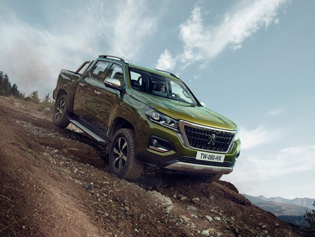 Pick-Up Landtrek da Peugeot chega a alguns países da América Latina
