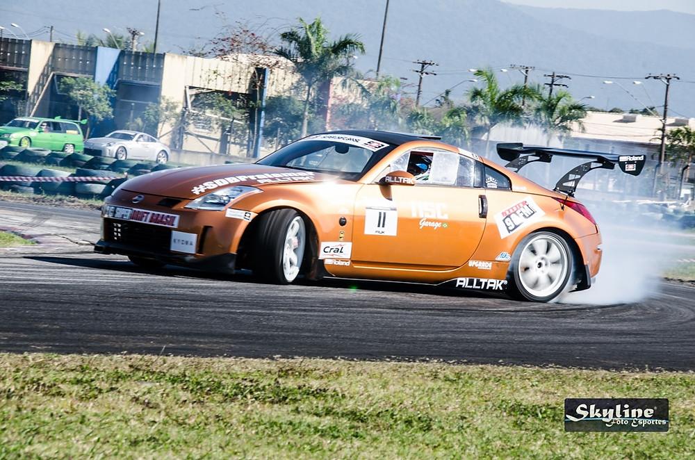 Londrina Motor Show recebe as emoções da etapa final do Super Drift Brasil